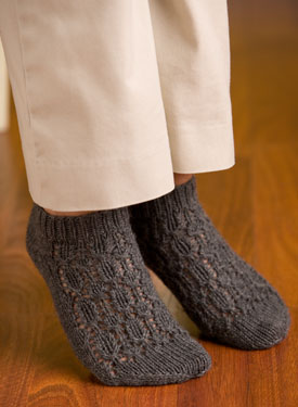 Grey Eagle Sock Pattern