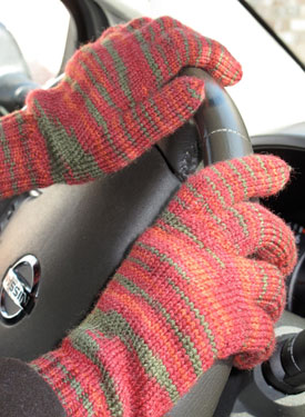 Sock-It-To-Me Gloves Pattern