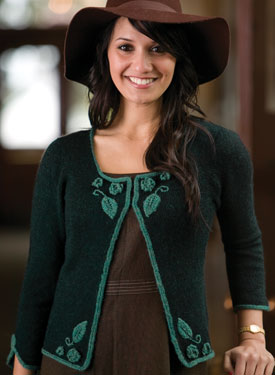 Beverly Cardigan Pattern