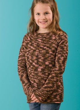 Sprinkles On Top Crochet Sweater Pattern