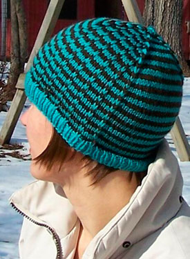 Blue Ridge Hat Pattern
