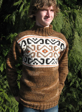 Birch Bay Men's Sweater