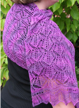 Gable Scarf or Stole