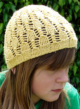 Harvest Lace Hat