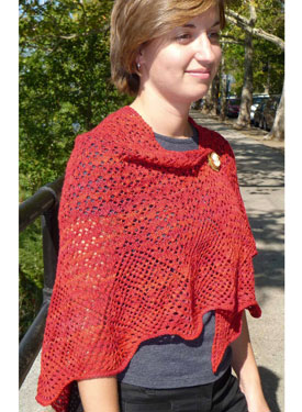 Mercia Shawl