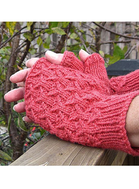 Maloja Fingerless Mitts