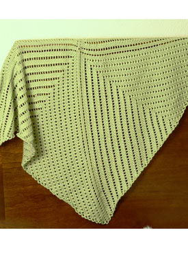 Eyelet Baby Blanket Knitting Patterns And Crochet Patterns From