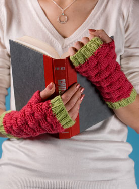 Gretchen Fingerless Mitts