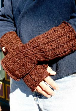 Harvestwood Fingerless Gloves
