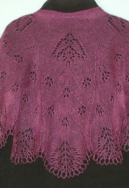 Forte Shawl Pattern