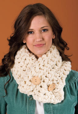 Crochet Scarf @Pain