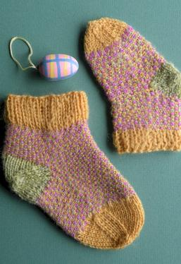 Easter Parade Socks