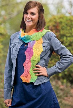Hexagon Scarf