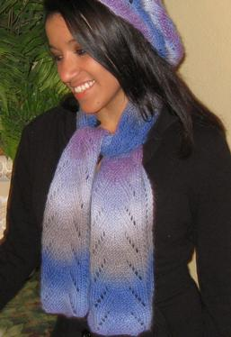 Lady Sparrow Scarf