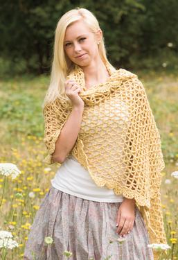 Bridges Crochet Wrap