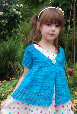 Small Kindness Child Cardigan