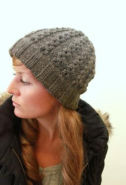 Jane Cabled Hat