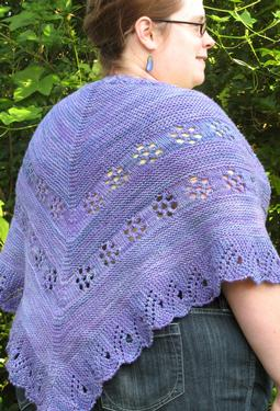 Marilla's Very Practical Shawl