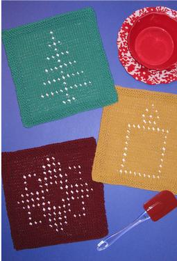Winter Wonders Dishcloths