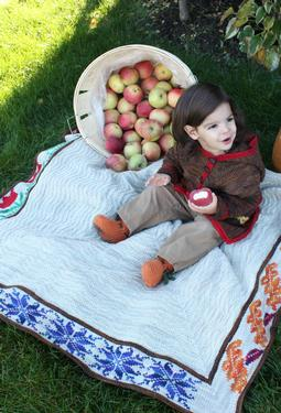 Organic Seasons Blanket