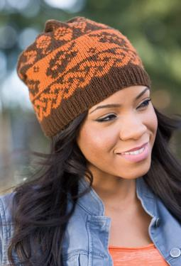 Little Acorns Slouchy Hat