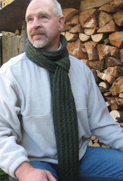 Lost Lake Men's Scarf