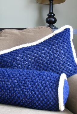 Brava Blackberry Pillow Set