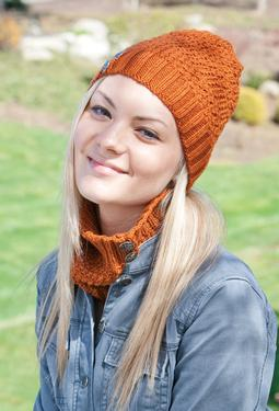Trinity Cowl & Hat Set