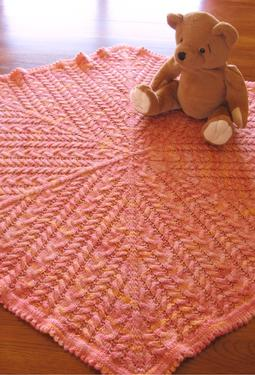 Sisterhood Baby Blanket