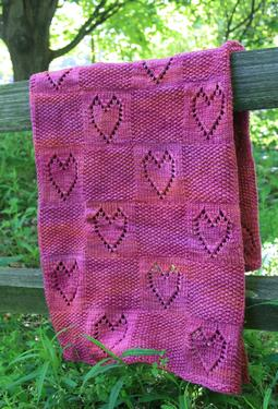With Love Baby Blanket