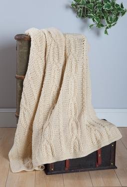 Celtic Knot Crochet Afghan - Knitting Patterns and Crochet ...