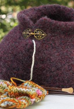 Small Yarn Bowl - Knitting Patterns and Crochet Patterns ...