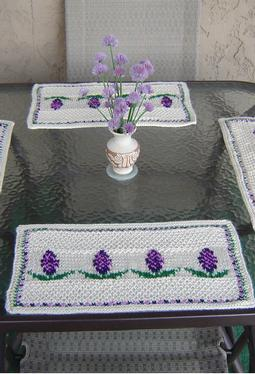 Hyacinth Place Mat
