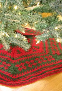 Brava Holiday Tree Skirt