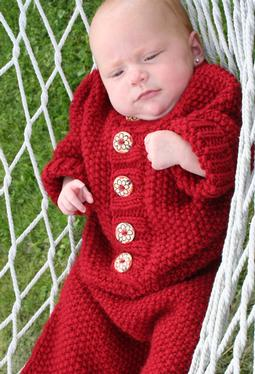 Sweet Dreams Baby Bunting Knitting Patterns And Crochet