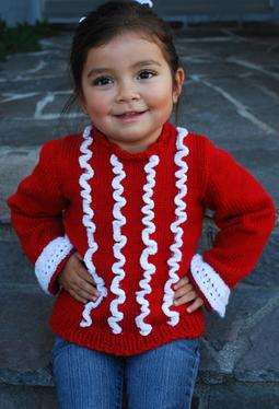 Carnival Child Sweater