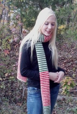 Christmas Surprise Scarf