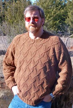 Not So Frosty Men's Pullover