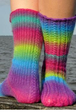 Braided Socks