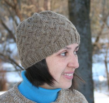 Crossroads Hat Pattern