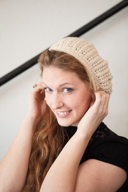Rosalie Hat Pattern