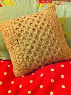 Inishmore Cushion Pattern