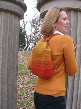 Knockabout Crochet Backpack Pattern