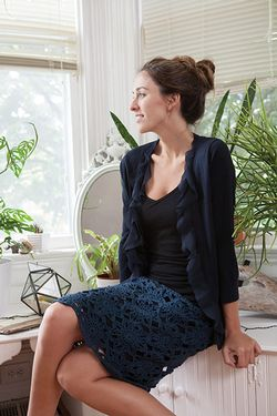 Flourish - Crochet Skirt Pattern