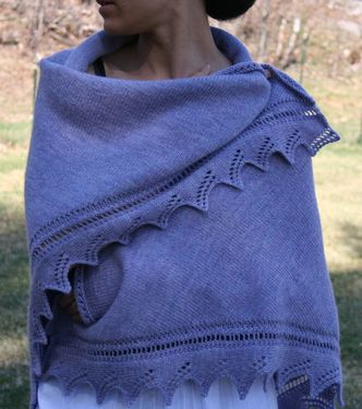 Sunrise Shawl Pattern