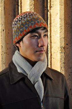 Alden Hat Pattern