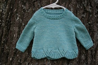 Willa Sweater Pattern