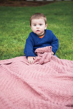 Sir Charles Blanket Pattern