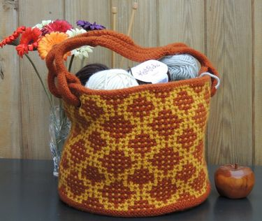 Pannier Basket Pattern