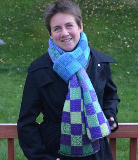 Movement Double Knit Scarf